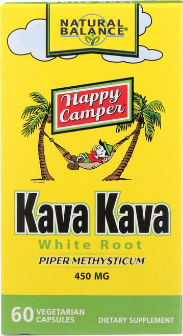 Kava Kava Root Piper Methysticum 60 Vegetarian Capsules