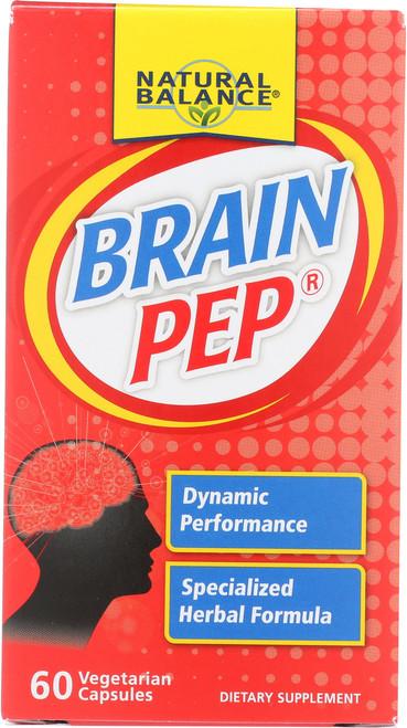 Brain Pep 60 Vegetarian Capsules
