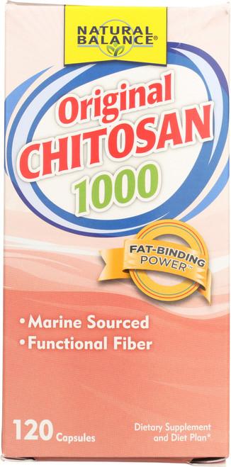 Chitosan Original 1000 120 Capsules