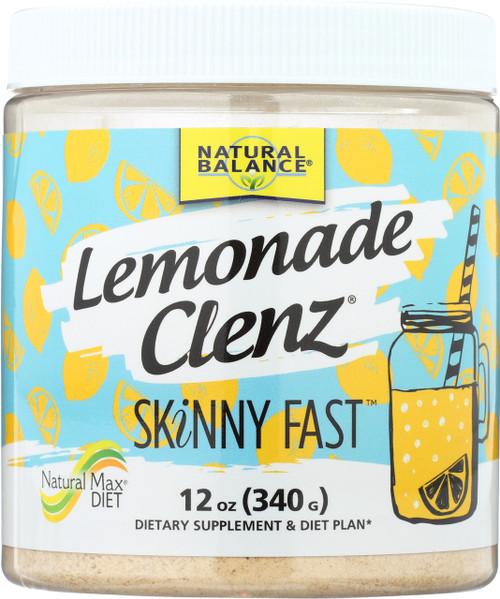 Lemonade Clenz® Lemon 12oz 340g