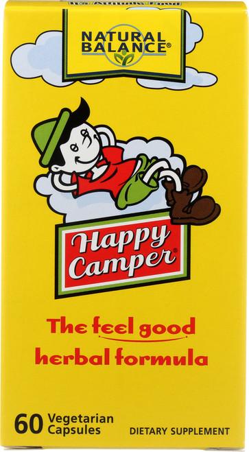 Happy Camper 60 Vegetarian Capsules