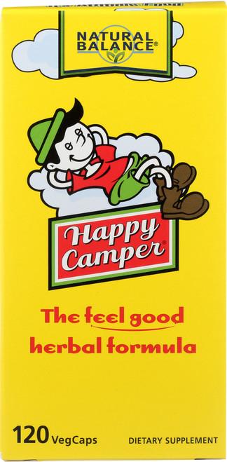 Happy Camper 120 Vegetarian Capsules