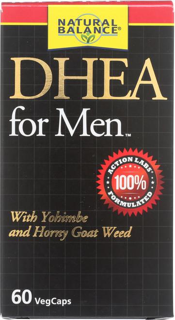 DHEA For Men™ 60 Vegetarian Capsules