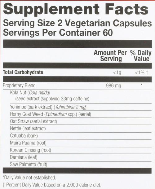 Cobra® 120 Vegetarian Capsules