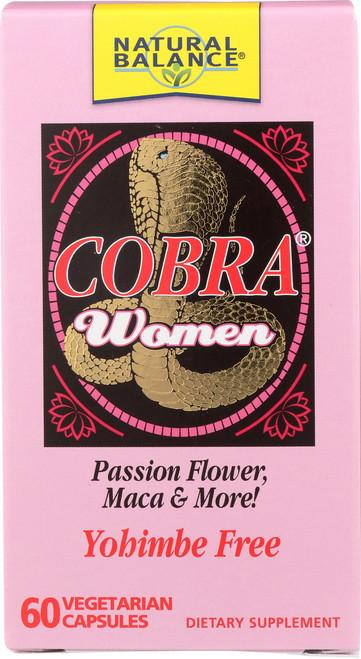 Cobra Women 60 Vegetarian Capsules