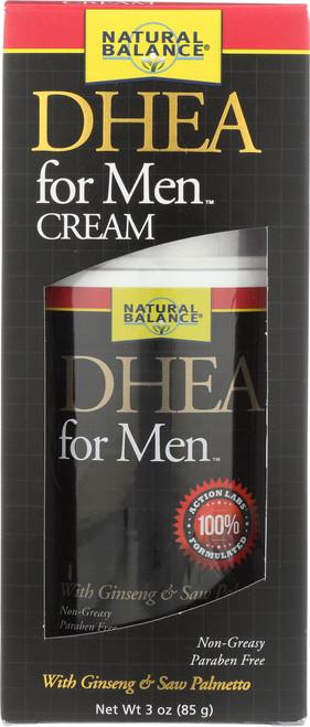DHEA For Men Cream 3oz 85g