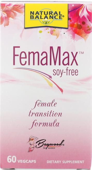 Femamax™ Soy-Free 60 Vegetarian Capsules