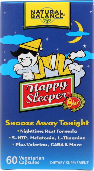 Happy Sleeper 60 Vegetarian Capsules