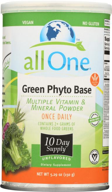 Green Phyto Base - 10 Day Supply 5.29oz 150g