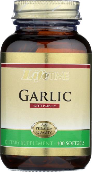 Garlic w/ Parsley 100 Softgels