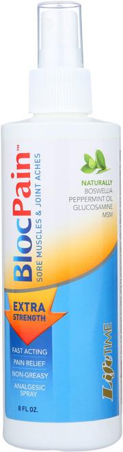 Blocpain™ Spray Extra Strength 8 Fl oz