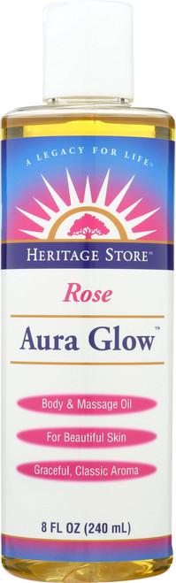 Aura Glow Aura Glow Rose 8 Fl oz 240mL