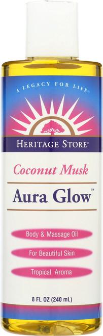 Aura Glow™ Coconut Musk 8 Fl oz 240mL