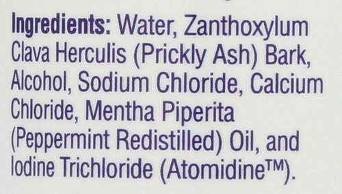 Ipsab Herbal Gum Treatment Peppermint Herbal Gum Massage 2 Fl oz 60mL