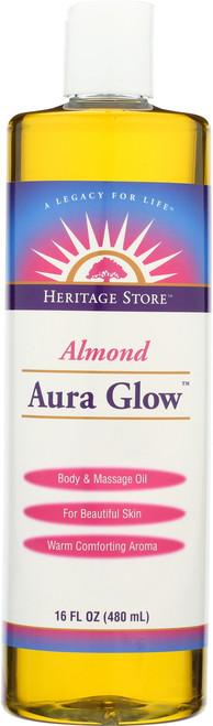 Aura Glow™ Almond 16 Fl oz 480mL