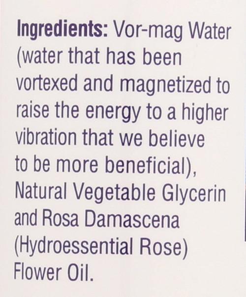 Rosewater & Glycerin w/Atomizer 8 Fl oz 240mL