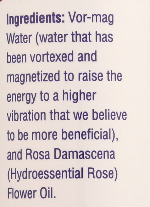 Rosewater 4 Fl oz 120mL