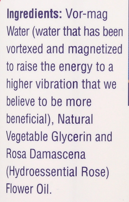 Rosewater & Glycerin 4 Fl oz 120mL