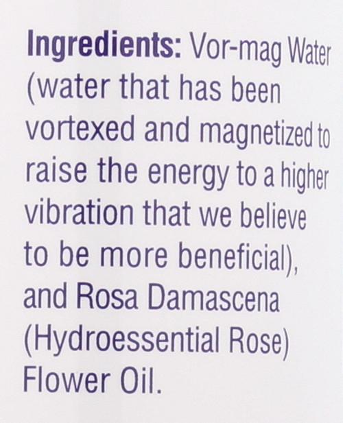 Rosewater w/Atomizer Rose Petals Aromatherapy Mist 8 Fl oz 240mL