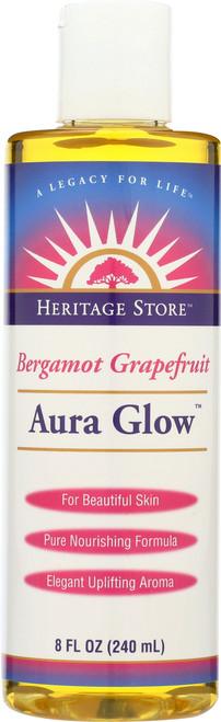 Aura Glow™ Bergamot Grapefruit 8 Fl oz 240mL