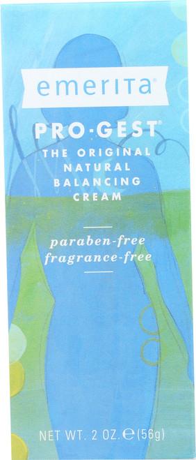 Pro-Gest Natural Balancing Cream 2oz 56g