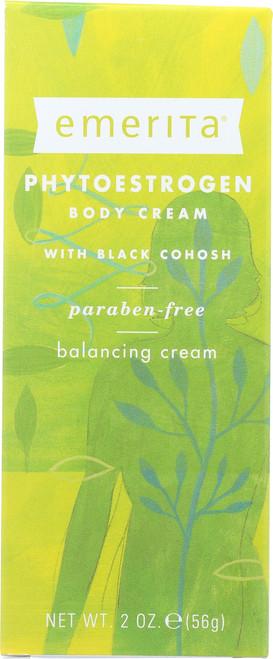 Phytoestrogen Body Cream 2oz 56g