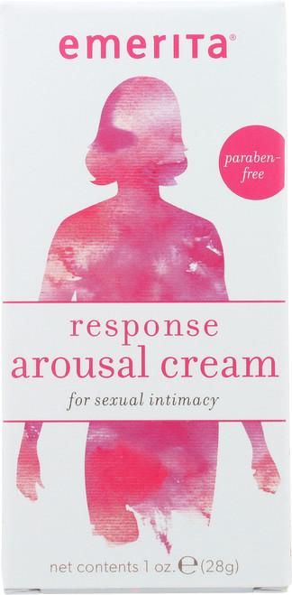 Response Cream Arousal For Sexual Intimacy 1oz 28g