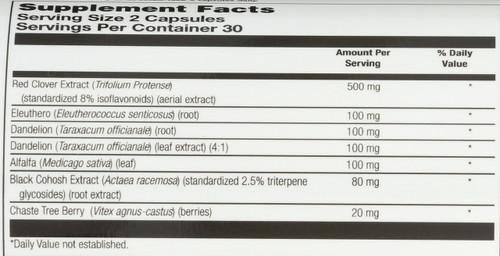 Midlife Balance Formula 60 Vegetarian Capsules