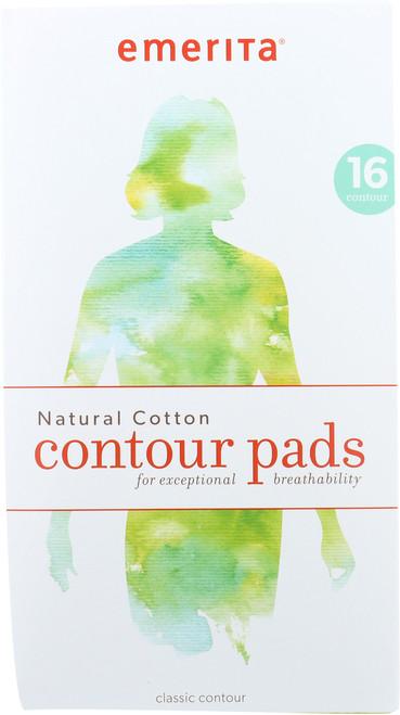 Cotton Classic Contour Pads