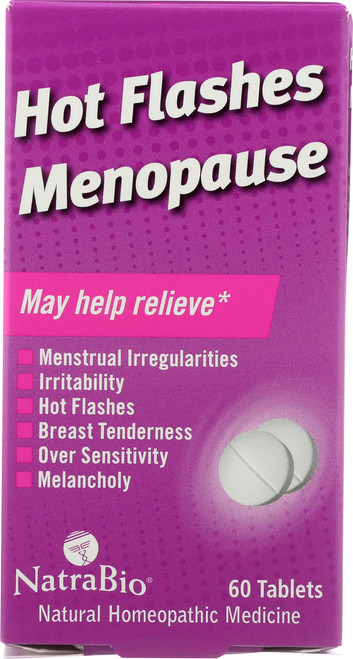 Hot Flashes/Menopause 60 Tablet
