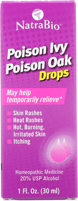 Poison Oak/Poison Ivy Unflavored 1 Fl oz 30mL