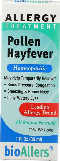 Pollen Hayfever Unflavored 1 Fl oz 30mL