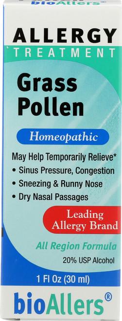 Grass Pollen Unflavored 1 Fl oz 30mL