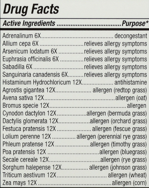 Grass Pollen Unflavored 1 Fl oz 30mL