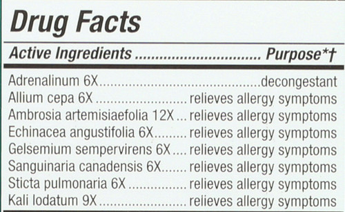 Allergy/Sinus Nasal Spray Sinus & Allergy 0.8 Fl oz 24mL