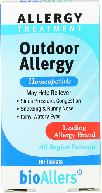 Outdoor Allergy Unflavored 60 Tablet