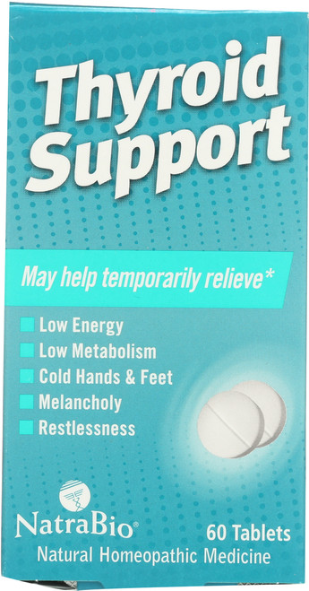 Thyroid Support 60 Tablet