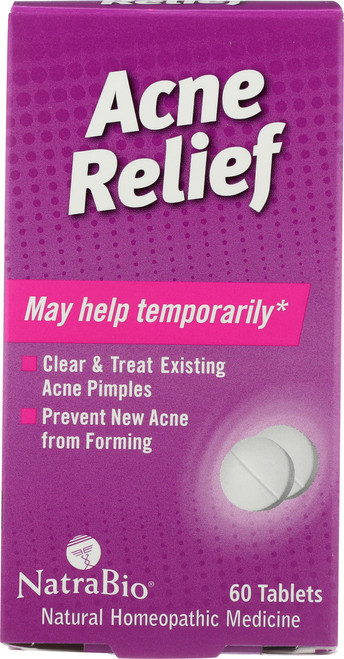 Acne Relief 60 Tablet