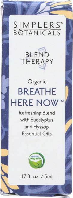 Breathe Here Now 0.17 Fl oz 5mL