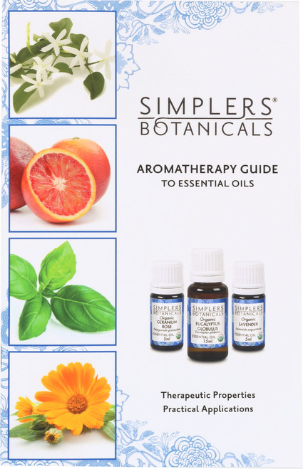 Ma - Booklet - Aromatherapy Guide