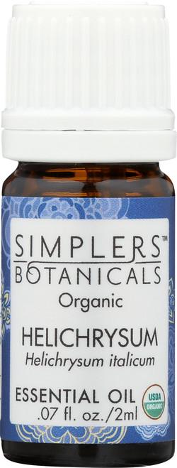 Helichrysum Organic 0.07 Fl oz 2mL