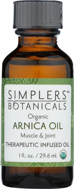 Arnica Infused Oil Organic 1 Fl oz 29.6mL