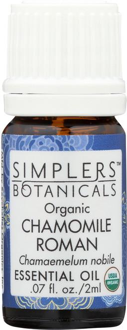 Chamomile Roman Organic 0.07 Fl oz 2mL