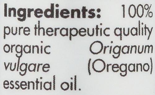 Essential Oil Oregano Organic 0.17 Fl oz 5mL