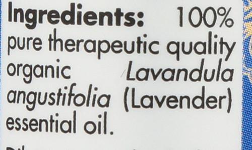 Lavender Organic 0.5 Fl oz 15mL