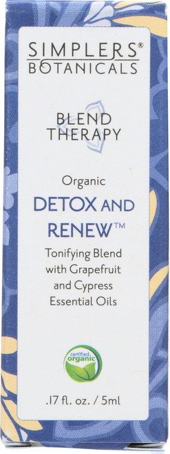 Detox And Renew 0.17 Fl oz 5mL