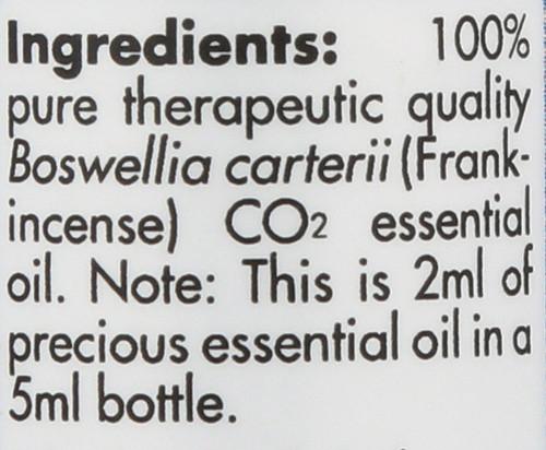Frankincense Co2 0.07 Fl oz 2mL