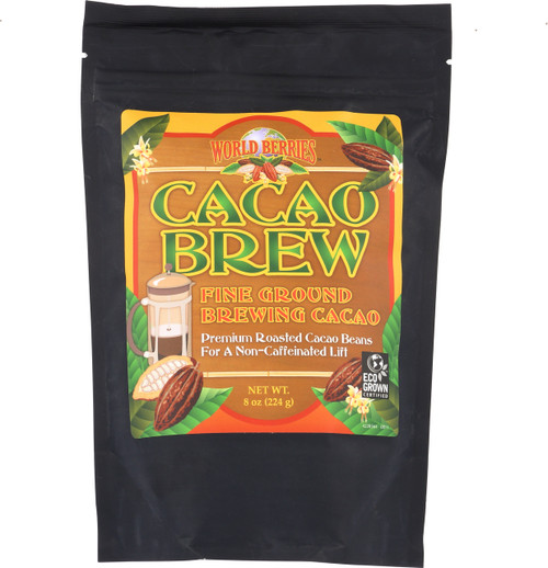 Cacao Brew Chocolate 8oz 224g