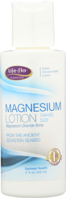 Magnesium Lotion Travel Size 2 Fl oz 59mL