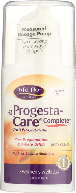 Progesta-Care Complete w/Pregnenolone & 7-Keto 4 Fl oz 118mL